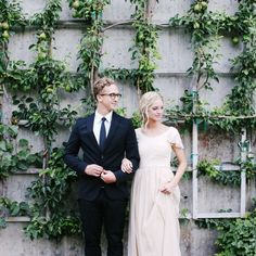 Garden wedding photos |  VSCO Cam | Mandi Nelson:
