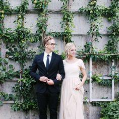 Garden wedding photos |  VSCO Cam | Mandi Nelson: