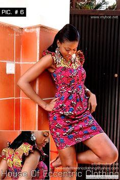 HoE - winged dress