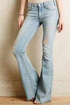 82324b0d3fe25e McGuire Majorelle Flare Jeans  anthrofave. Jasper Lin · amity-- wardrobe .