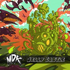 MDK - A.D.H.D. [Free Download] by MDK (Morgan David King)
