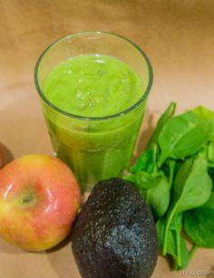 Avocado/Spinach Smoothie recipe