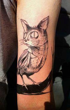 Tattoo Inspiration: Lenad Nada
