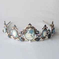 ornate tiara