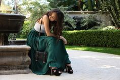 LAS MOLINAS: The Maxi skirt