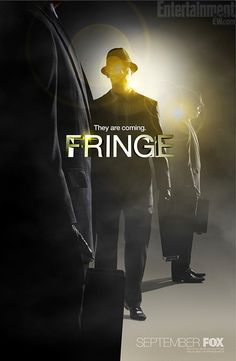 Fringe Season 5 Poster. Sooooo happy this didn't get cancelled!
