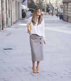 shein pencil skirt  