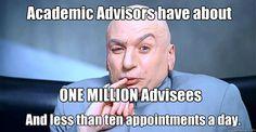 academic advising meme - Google Search