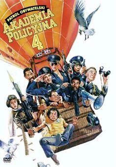 Akademia Policyjna 4: Patrol obywatelski (1987)