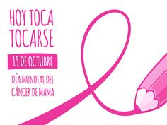 Que no se te haga tarde autoexplórate #HoyTocaTocarse #ViveTócate #LuchaContraelCáncer - http://ift.tt/1HQJd81