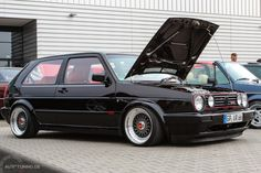 VW Golf Mk2 GTI VR6 Turbo: Dauerbrenner  http://www.autotuning.de/vw-golf-mk2-gti-vr6-turbo-dauerbrenner/ Golf, GTI, Mk2, Turbo, VR6, VW