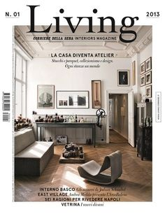 Living magazine on Magpile
