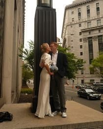 Take a picture every anniversary in the same spot, such a good way to document the passage of time.