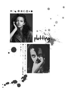 """""""plotting"""" by lovely-philosopher ❤ liked on Polyvore featuring art, bored, blackandwhite, template and marinanery"""