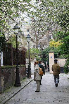 Cité de l'Ermitage, Paris 75020