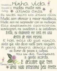 #minhavida