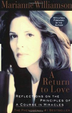 """A Return to Love"" by Marianne Williamson"