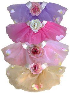Tutu Les Fleurs $48