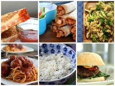 Meal planning and slow cooker recipes