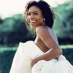 These never-before-seen wedding photos of Gabrielle Union's wedding are gorgeous