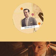 #Sherlock #Moriarty