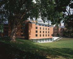 ARCO Building, Keble College, Oxford // Rick Mather Architects // 1995