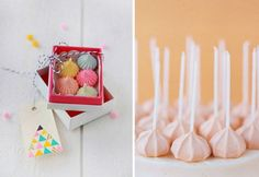 Macarons, cupcakes & cakepops move over...There is a new sweet trend on the…