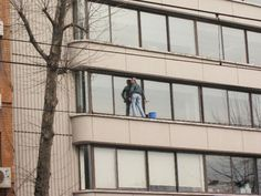 window cleaning Window Cleaner, Louvre, Windows, Cleaning, Building, Pictures, Image, Photos, Window