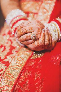 Melbourne Sikh Wedding Bridal Portrait