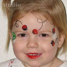 kinderschminken motive f r ihre kinderparty kinderschminken pinterest kinderschminken. Black Bedroom Furniture Sets. Home Design Ideas