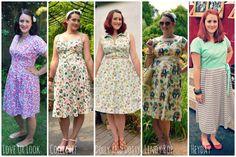 Reproduction Vintage Dresses  Vintage Frills