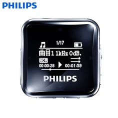 >> Click to Buy << PHILIPS Sport Headphone MP3 Player Black Sport Foursquare Mini MP3 for Youngers and Students #Affiliate