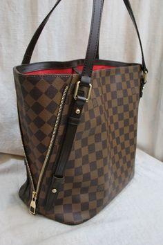 Louis Vuitton Cabas Rivington Handbag Damier Print ~ have/love