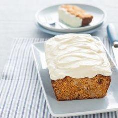 [Food and drink]Carrot Cake receta Sweet Cakes, Carrot Cake, No Bake Cake, Love Food, Sweet Recipes, Cupcake Cakes, Bakery, Sweet Treats, Food And Drink