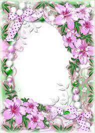 Image result for Flower Frames photo