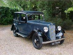 Austin 12/4  Ascot (1935)