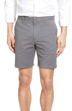 Main Image - Bonobos Stretch Washed Chino 7 Inch Shorts