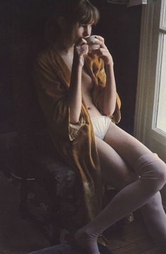 by David Hamilton. I just love the mood and style of his photos and this one is my favorite.