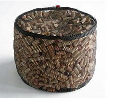 Relasé: Come fare un pouf di tappi di sughero