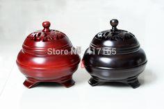 Vietnam redwood censer Prosperity incense burner  Buddhist supplies smoked incense burner  Solid wood panel Cone incense burner-in Incense & Incense Burners from Home & Garden on Aliexpress.com | Alibaba Group