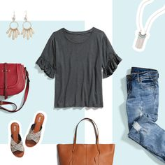 With summer in full force, we've asked Stitch Fix Fashion Director, Meggan Crum what some of her must-haves are.