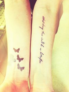 Without Change, There Would Be No Butterflies