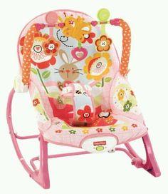 Fisher-Price Infant To Toddler Rocker, Bunny #FisherPrice