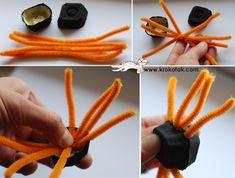 kids craft spider