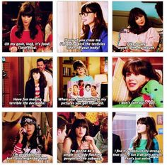 Jess quotes - New Girl
