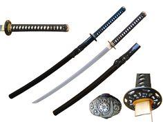 Ryujin Dharma-Ken Katana - 1060 High Carbon Steel
