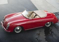 1956 Porsche Speedster – Excellent Late Production Pre-A