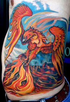 Tattoo Artist - Todo Brennan - Animal tattoo
