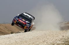 Jordan Rally 2011: Sebastien Ogier, Citroen World Rally Team
