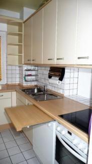 Einbau Küche Komplett In U Form Marke Wellmann